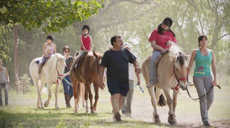 Asociación Civil Ancape Cahuel, Equitación para Todos