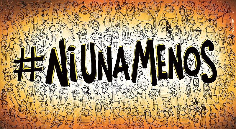 #NIUNAMENOS basta de Femicidios