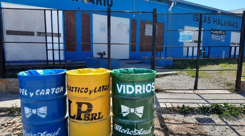 reciclaje malvinas